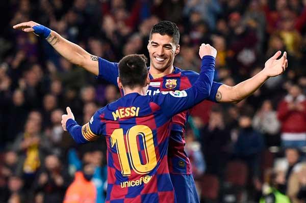 Luis Suárez responde a Messi con emotivo mensaje y le pide que no permita que desdeñen su grandeza en Barcelona